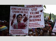 Myanmar Violence Tests Suu Kyi's Peace Promise