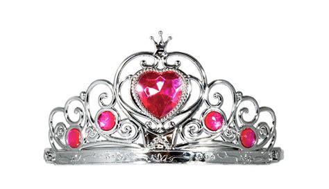 my princess tiara crown of hearts pink for