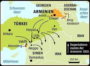 Maps - The Armenian Genocide