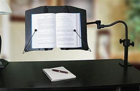 levo desk bookholder deluxe book stand
