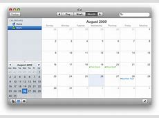 Exporting Apple iCal to Google Calendar Engineering