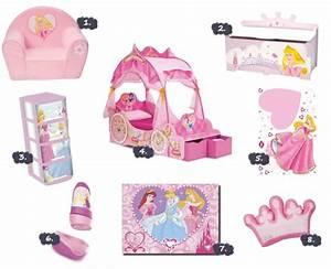 Deco Chambre Fille Princesse : decoration chambre fille princesse disney ~ Teatrodelosmanantiales.com Idées de Décoration