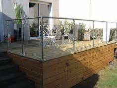 terrasse bois suspendue sur pilotis et balcons bois a With exceptional amenagement exterieur terrasse maison 12 cabane pilotis