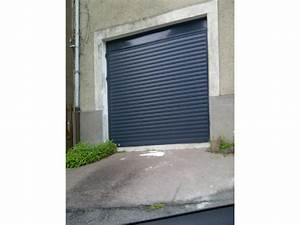 Porte de garage saint gereon ancenis erbray pose for Porte de garage enroulable et porte interieur gris anthracite