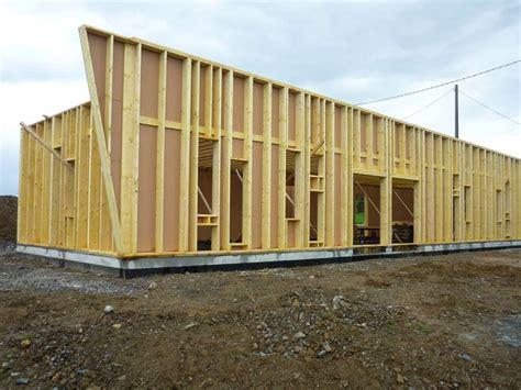 maison ossature bois passive constructeur maison bois passive maison moderne