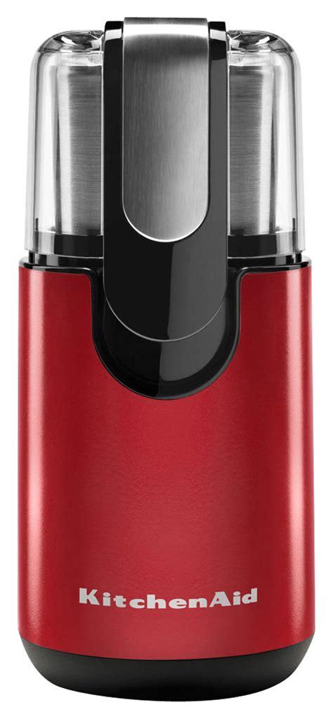 Kitchenaid Bcg111er Blade Coffee Grinder Red Bcg111er