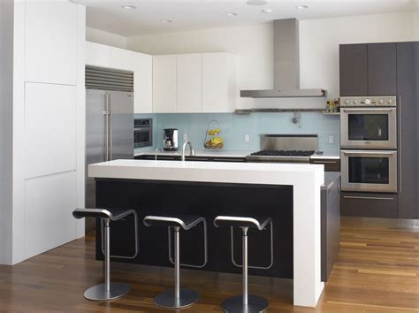 pictures of modern kitchen cabinets 17 best images about decoraci 243 n negro blanco on 7478
