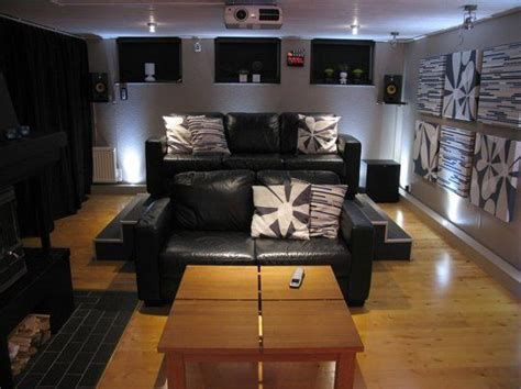 Seats In The House by Not A Bad Seat In The House Diy Home Theater With