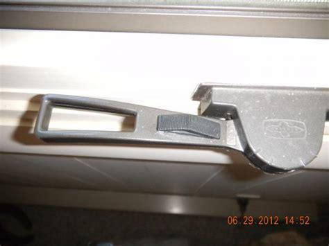caradco awning window handle locking mechanism broken doityourselfcom community forums