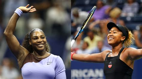 naomi osaka vs venus williams us open women s final serena williams vs naomi osaka
