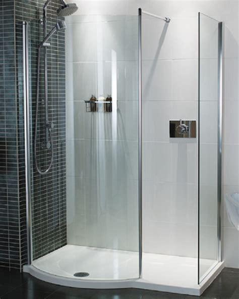 Bathroom Designs One Piece Shower Units Glass Door
