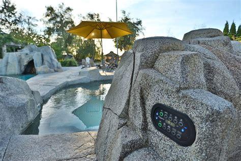 custom designed artificial rock work azuro concepts