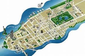 Plan De Manhattan : comment s 39 orienter manhattan ~ Melissatoandfro.com Idées de Décoration