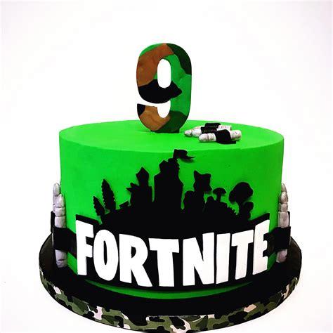 fortnite cake boysbirthdaycakes boys birthday cakes