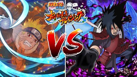 Who Is Better?! Madara Or Ot Naruto?!