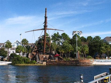 Boat Club In Orlando by Pirate Ship In Pool Area Picture Of Disney S Yacht Club