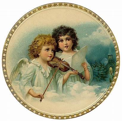 Angels Christmas Scrapbook Scrapbooking Element Angel Domain