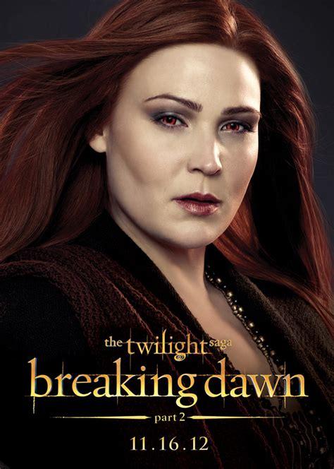 twilight breaking dawn part  character posters movienewzcom