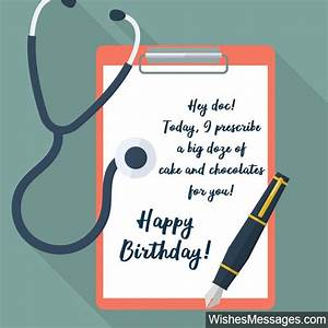 Birthday Wishes... Doctor Girlfriend Quotes