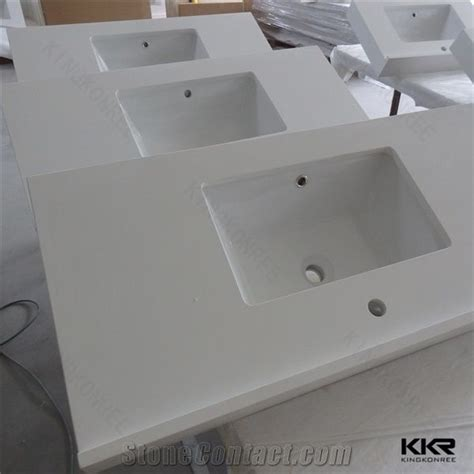 Cuttosize Marble Composite Home Depot Bathroom