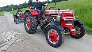 Suche Oldtimer Traktor : pleiten pech und h rlimann traktor mit panne youtube ~ Jslefanu.com Haus und Dekorationen