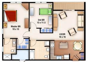 Simple Apartment Garage House Plans Placement by Impressive Bedroom Apartment Floor Plan Style Pool Fresh