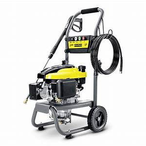 G 2200 Gas Powered Pressure Washer  2200 Psi  1 107