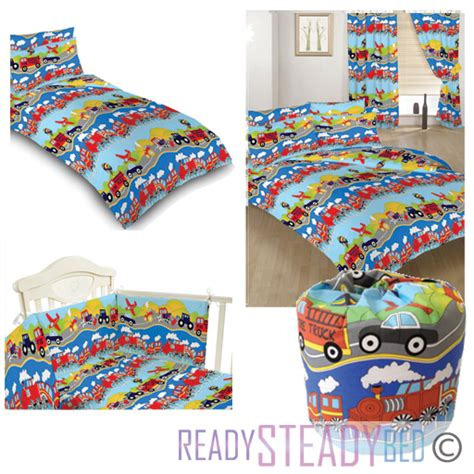 transportation toddler bedding childrens bedding bedding sets duvet covers mince