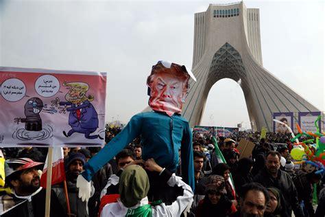 iranians split  death  america  americans