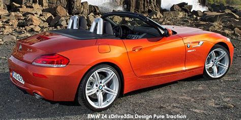 Bmw Z4 Sdrive35i M Sport Design Pure Traction Auto Specs