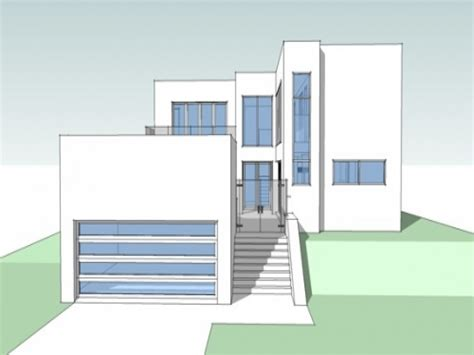 contemporary home design plans small ultra modern house plans