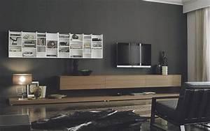Tv Wand Modern : san giacomo tv wand wohnzimmer tv schrank tv m bel ~ Michelbontemps.com Haus und Dekorationen