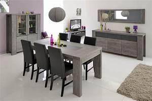 meubles de salle a manger style contemporain moyenne With meuble salle À manger avec chaise pour salle a manger pas cher