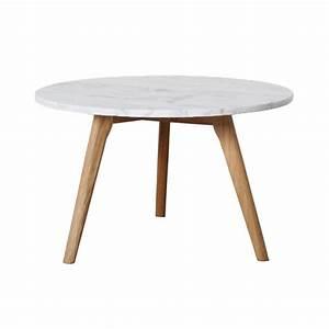 Table Basse Scandinave Pas Cher : table basse bois blanc pas cher ~ Teatrodelosmanantiales.com Idées de Décoration