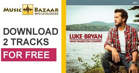 Luke Bryan Mp3 Buy, Full Tracklist