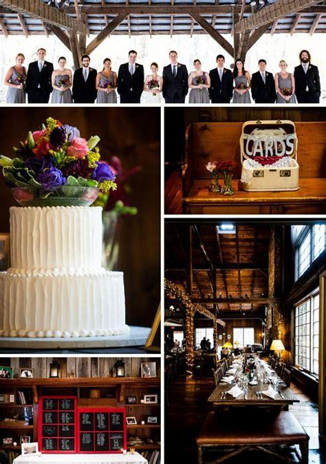 lodge wedding  thorpewood  maryland sharethewedding
