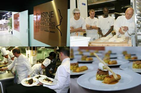 cuisine mode d emploi thierry marx cuisine mode d emploi 28 images l 233 cole cuisine