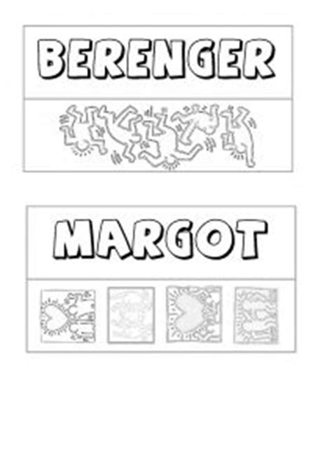 marque page keith haring caracolus