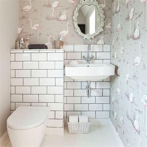 bathroom wallpaper ideas uk decorative bathroom with wallpaper bathroom decorating housetohome co uk