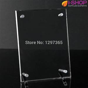 Cadre Photo Plexiglas : achetez en gros plexiglas vis en ligne des grossistes plexiglas vis chinois ~ Teatrodelosmanantiales.com Idées de Décoration