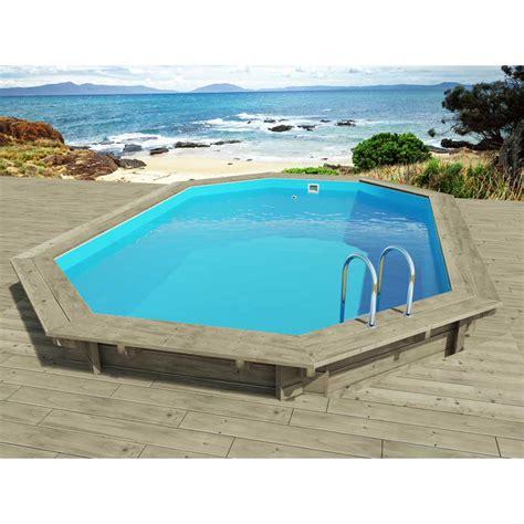 piscine bois quot florida quot 6 57 x 4 57 x 1 31 m 1105