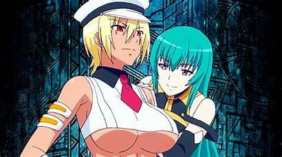 Masou Hxh Gakuen Gravel Aldea Anime Boobs