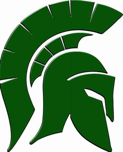 Michigan State Transparent Trojan Clipart Lincoln Helmet