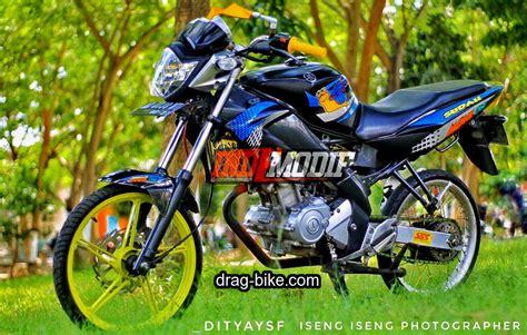 Vixion Kontes by 51 Foto Gambar Modifikasi Motor Vixion Keren Terbaik