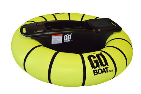 The Go Boat by The Goboat A Personal Portable Watercraft Made For You