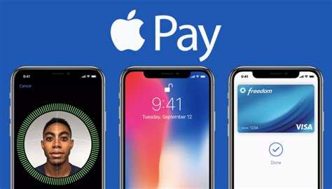 iphone apple pay apple pay on iphone x how to set up and use in stores