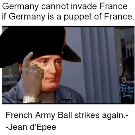 Germany memes subscribe for more what memes would you like to see next. Germany Cannot Invade France if Germany Is a Puppet of ...