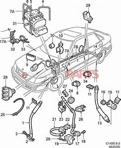 5057468  Saab Wheel Speed Sensor