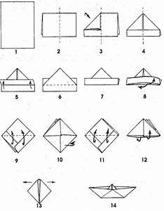 Origami Bateau à Voile : l 39 origami du bateau en papier est tr s facile faire et ~ Dode.kayakingforconservation.com Idées de Décoration
