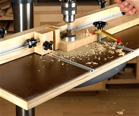 wise buys drill press tables